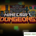 Dungeons Mobs